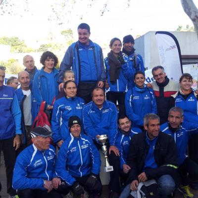 Challenge du nombre au Tour du roucas 2013