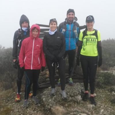 Recco TEV 2015 au Mt Carpiagne