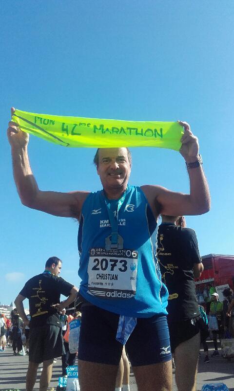 le 42éme Marathon du Président