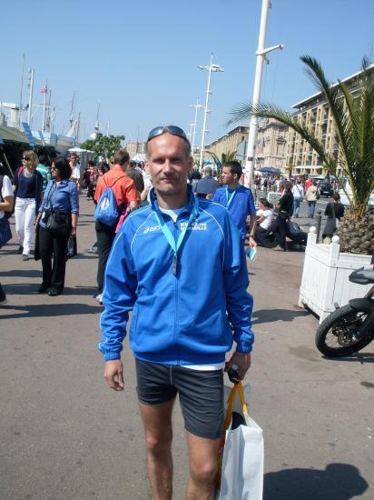 Marathon Marseille 2011