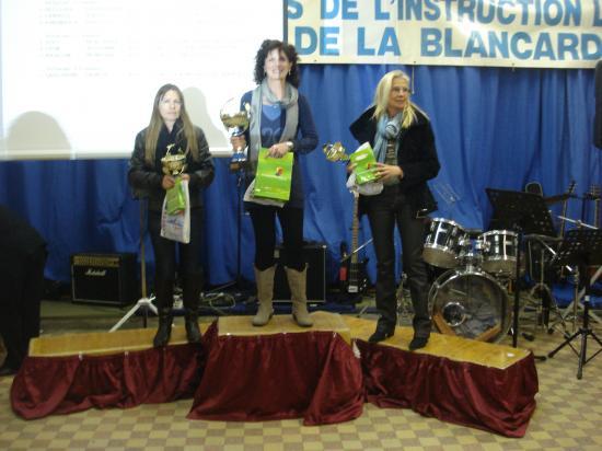 Récompenses FSGT 2010 Frédérique 1ére V2