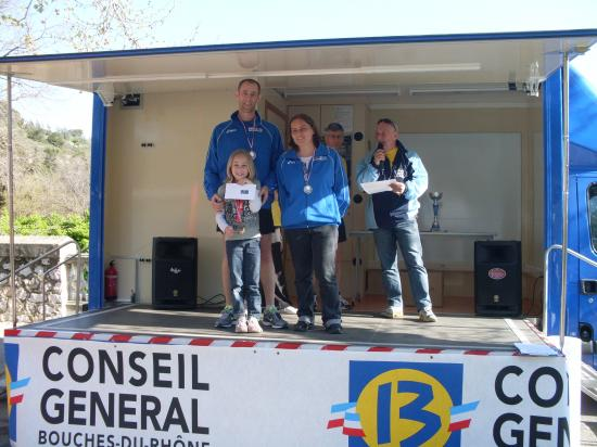 Famille Vasseur , Cross des familles 2011