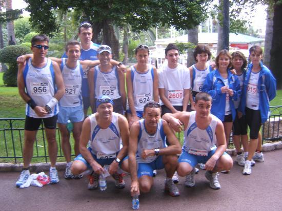 Marathon MONACO 2006
