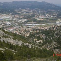 Vallée du l'huveaune