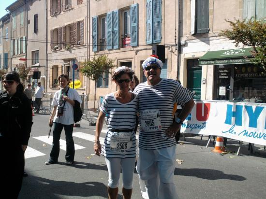 Marathon Luberon 2010