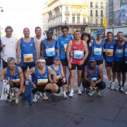 Marseille Marathon 2010