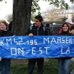 PARIS 2008 Merci aux supporters