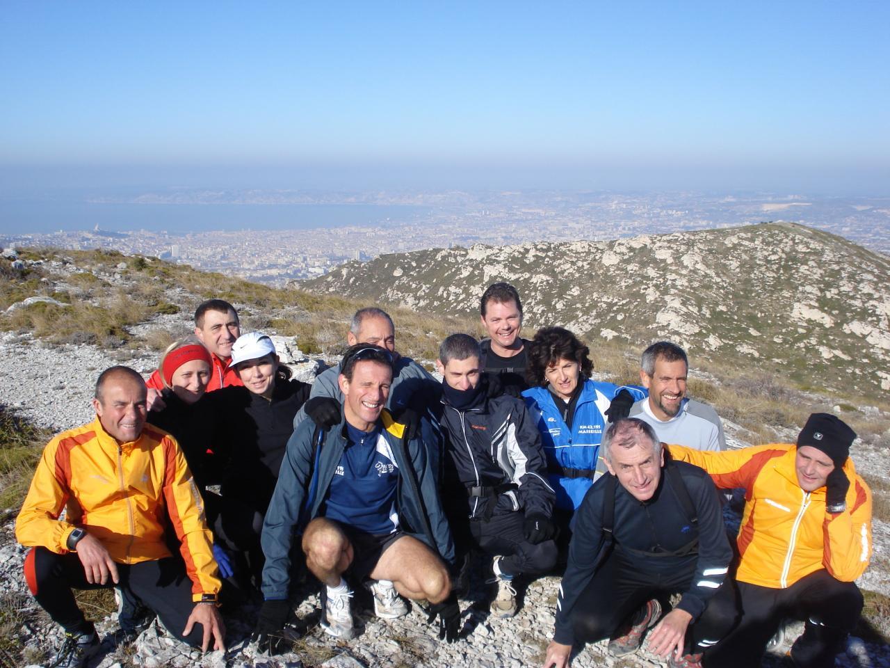 Mt Carpiagne (2) 2éme recco