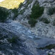 La Barasse Riviere de glace