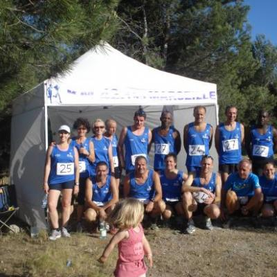 Relais Marignane 2011