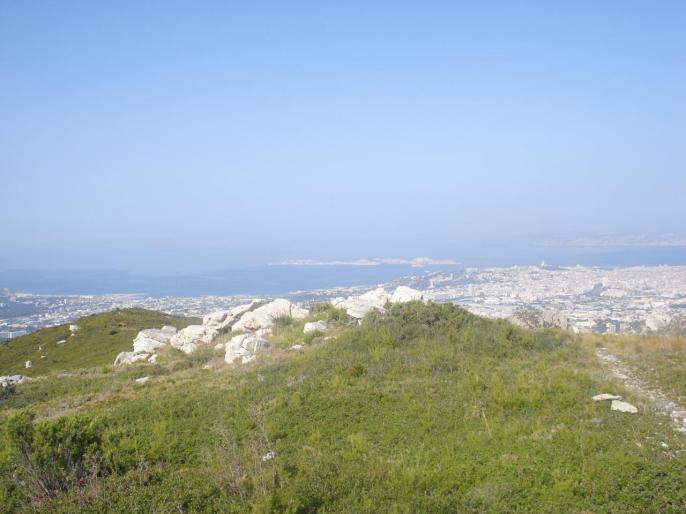 Marseille du Mont St Cyr