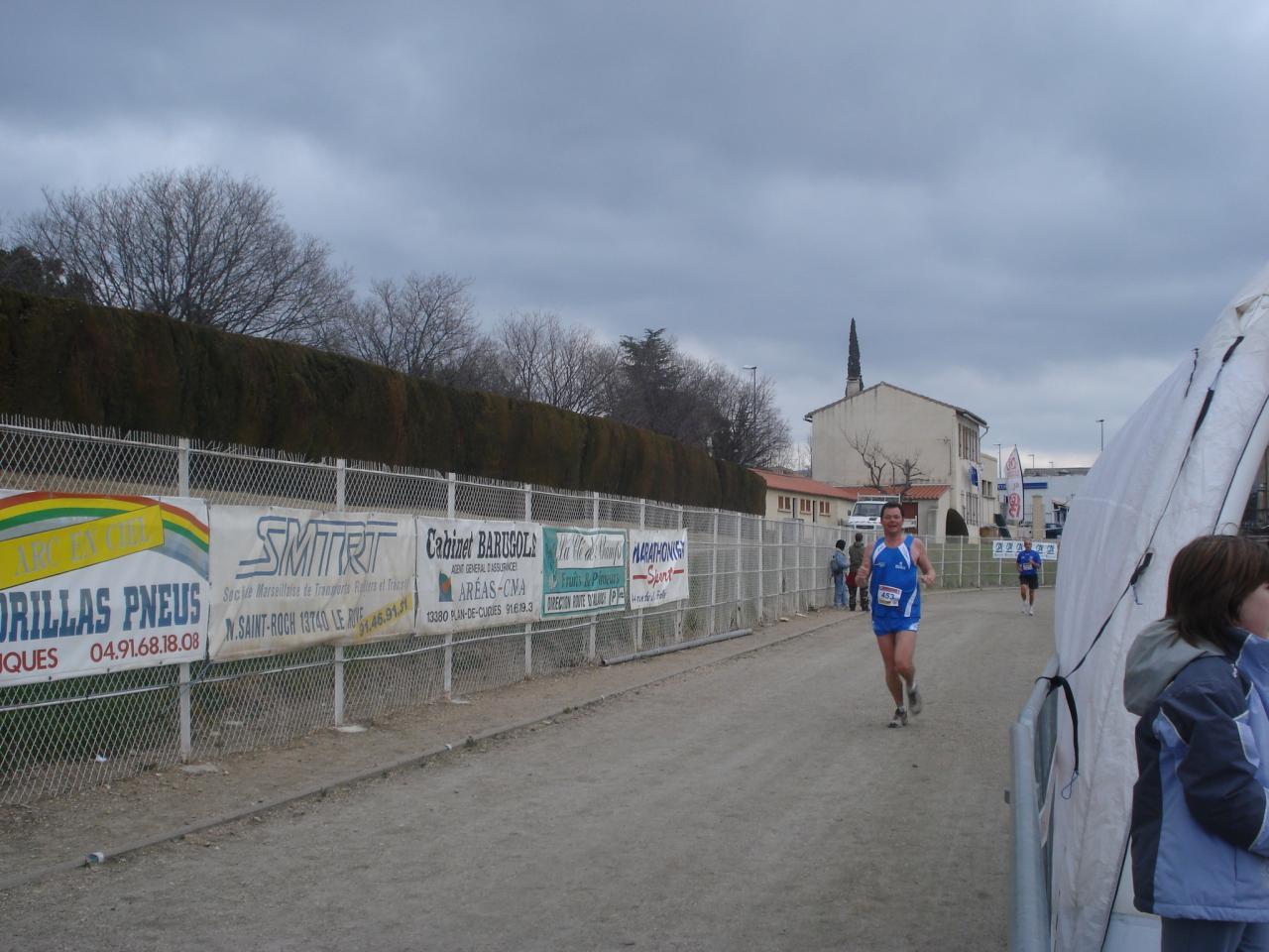 TRAIL CANTON VERT 2008 (Christian -10km)