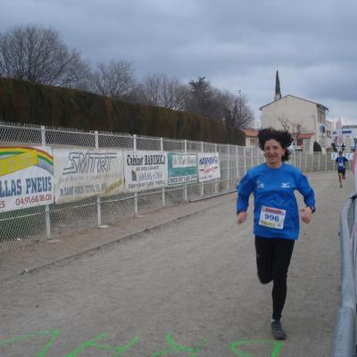 TRAIL CANTON VERT 2008 (Frédérique 10 km