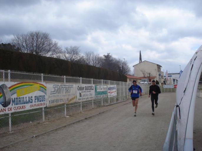 TRAIL CANTON VERT 2008 (Antoine 33km)
