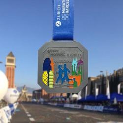 Médaille de Barcelone 2018