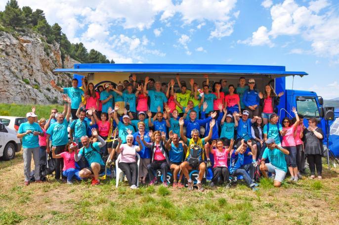 bénévoles 2015