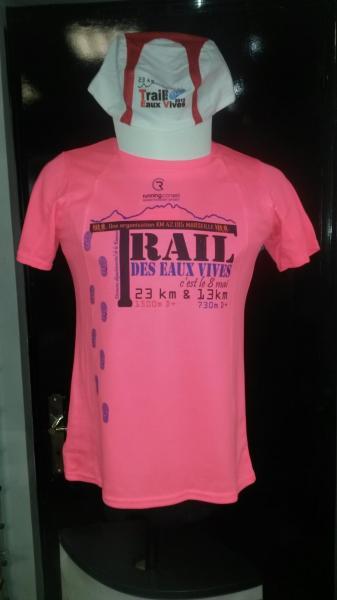 t-shirt fille 2015