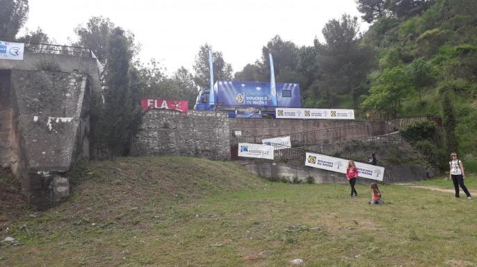 Site du départ