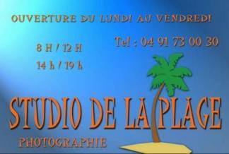 studio de la plage