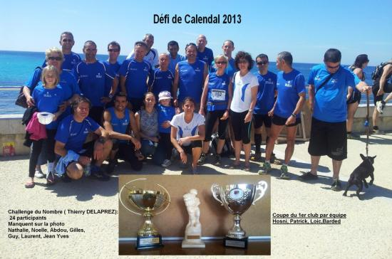 Calendal 2013