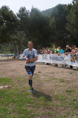 B brochot le vainqueur du 23km