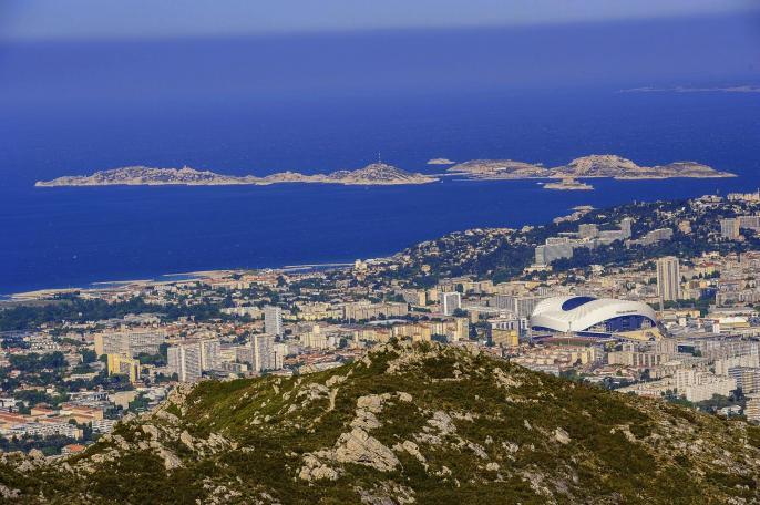 Marseille du Mt St Cyr