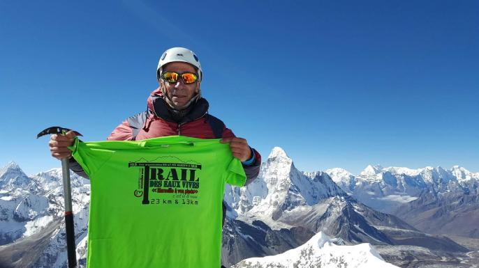 Jean louis au nepal