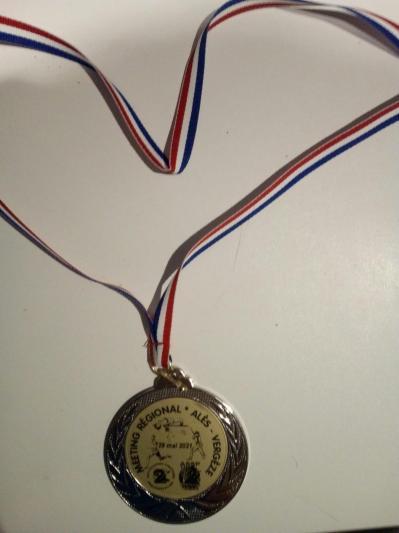 Medaille irene