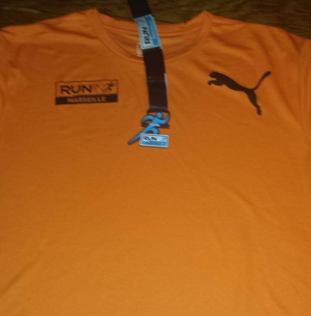 """LE """"MAGNIFIQUE"""" cadeau du Marathon de Marseille 2014"""