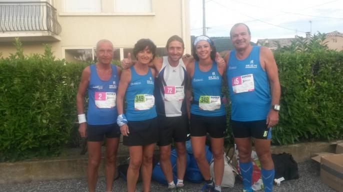 Marathon de l'Ardeche 2016