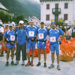 Chamonix 2006,     avant le départ