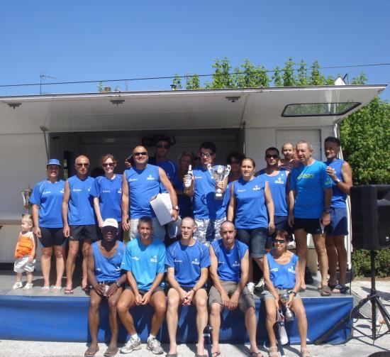 Vainqueur challenge du nombre draio 2011