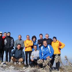 Mt Carpiagne 2éme recco