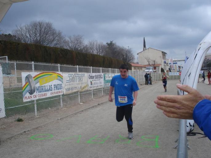 TRAIL CANTON VERT 2008 (Eric 10km)