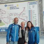 KM 42.195 MARSEILLE  à Barcelone 2017