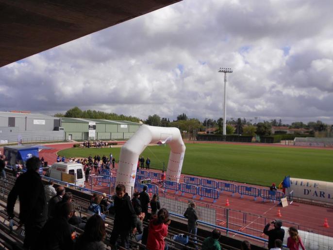 Marathon arles Franck