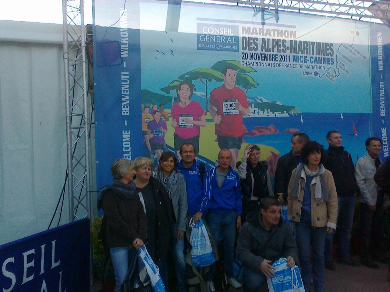 Marathon Nice 2011