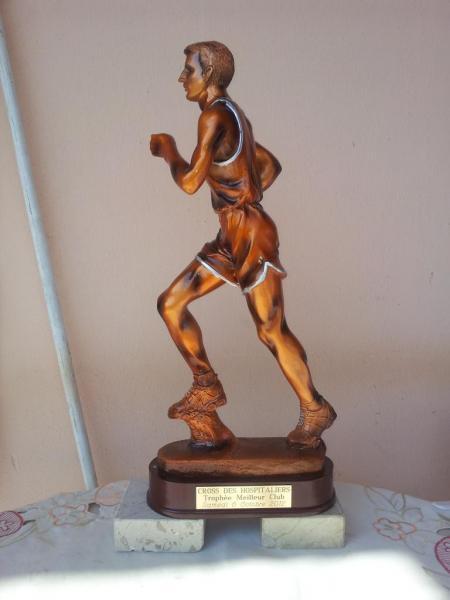 trophée challenge nombre cross hospitaliers 2012