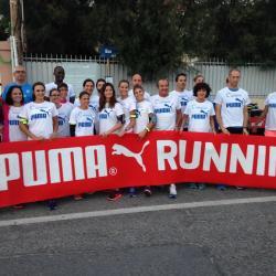 Entrainement pour le lancement Marathon Marseille 2016