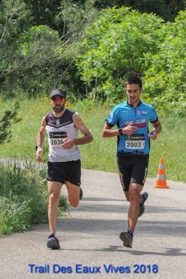 Vainqueur 2018 du 17 km